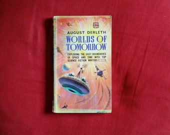 August Derleth - Worlds of Tomorrow (Four Square Books 1963)