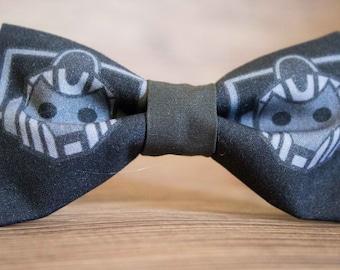 Cyberman Bow tie