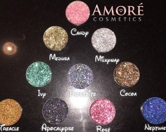 Amoré Cosmetics Mermaid Collection