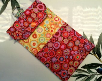 Patchwork Iphone Case / IPhone Case / Samsung Case / Smartphone Case / Phone Pouch / Mobile Phone Accessories / Electronic Accessories