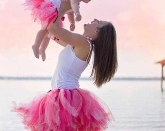 Matching mommy and me tutus (Childs)