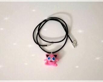 Necklace pendant Jigglypuff Jigglypuff Pokémon