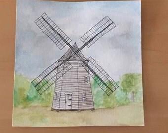 Mini Windmill