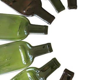 Melted bottle
