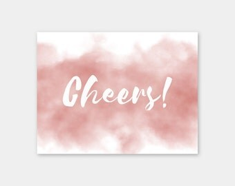 Cheers Greeting Cards