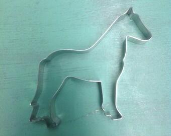 Cookie cutter- horse