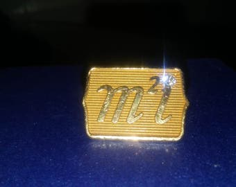 10k Gold Filled Pin