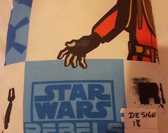 Kids filled star wars design cushion size   18x 13 inches design no 18