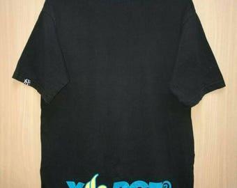 Rare!! Vintage X-Large Big Spellout T-shirt