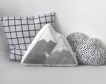 Pillow - Mountainrabbit