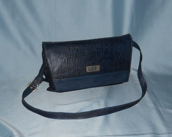 Authentic vintage Gianfranco Ferre bag! Genuine leather!