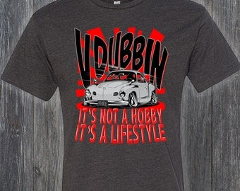 V Dubbin Karmann Ghia Tshirt
