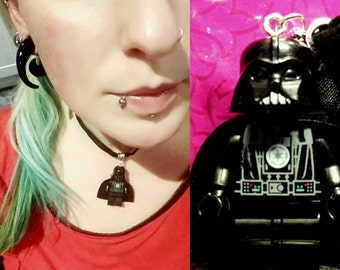Darth Vader Star Wars choker