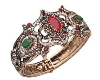 Turkish bangle bracelet vintage look