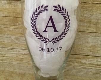 Personalized beer pilsner