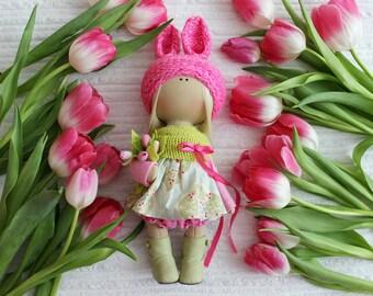 Tilda doll Margareth is ready to ship