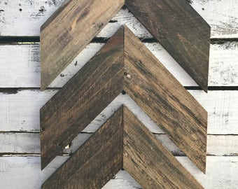 Set of three arrow wall decor, home decor, pallet wall decor, pallet decor, arrows, arrow decor