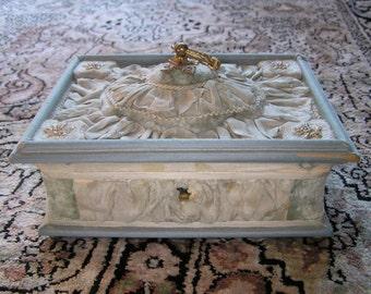 Antique French Fashion Doll Presentation Box(?)