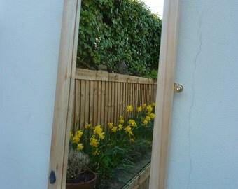 Bespoke Driftwood Mirror