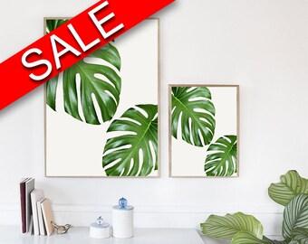 Exceptionnel Wall Art Leaf Digital Print Leaf Poster Art Leaf Wall Art Print Leaf Home Art  Leaf