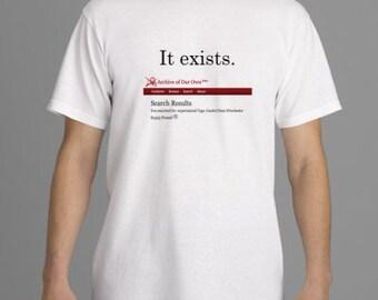 Destiel AO3 T-shirt