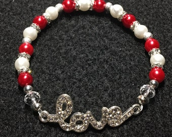 Love series (Red and white)