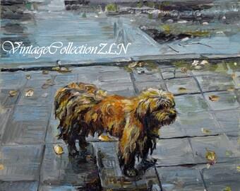 Digital Download Printable Art Homelles Portrait Dog Digital Instant Photo