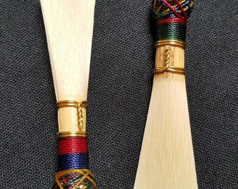 PROFESSIONAL BASSOON reed, made with Glotin 120 02 ABMI cane