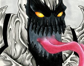 Anti-Venom 5x7 Print