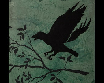 Raven and Branch