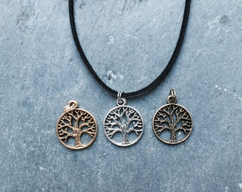 Tree of Life Necklace (3 Color Options)