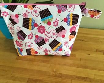 Cupcake Royale Project Bag