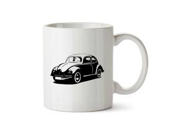 Bug Car Mug