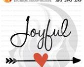 Digital File, Joyful, Joy...