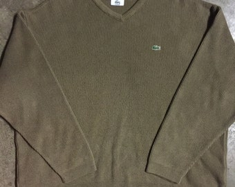 Vintage Lacoste sweater