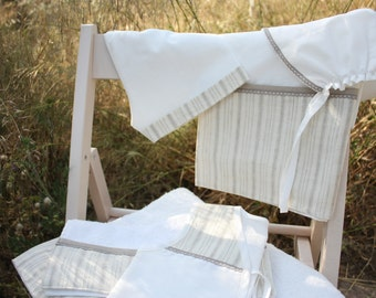 Baptism/Christening Undergarment Set/Ladopana/Chrisoms/Towel Set/Christening Contents/Lathopana/Greek Orthodox Baptism Set