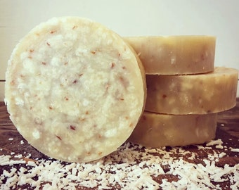 Toasted Coconut Soap