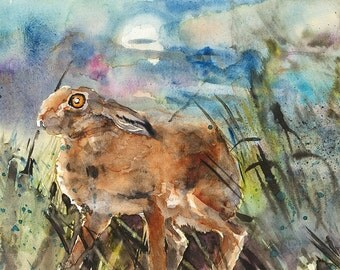 Hare/Moonstruck