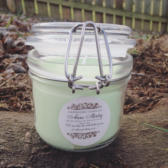 Anne Shirley Of Anne Of Green Gables 7 oz. Candle