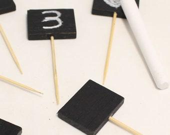 Mini Blackboard for party