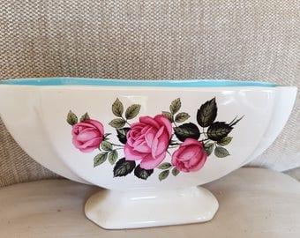Eastgate Porcelain bowl Rose pattern