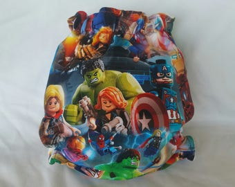 Lego avengers ai2 cloth diaper