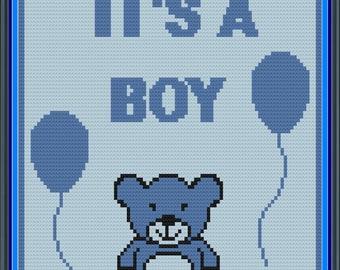 It's a Boy Graph Pattern