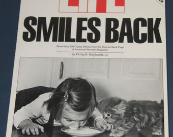 Life Smiles Back 1988 A Collection of Life Magazine's Greatest Photographs