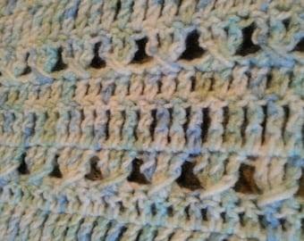Soft, light weight baby blanket