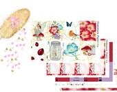 Faery Life Planner Kit for Erin Condren & Plum Paper Planner Weekly Kit