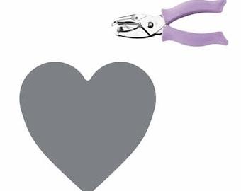 Fiskars TC 1/4 Inch Heart Punch