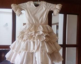 child's flamenco dress