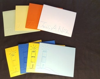 10 pack of Note Cards