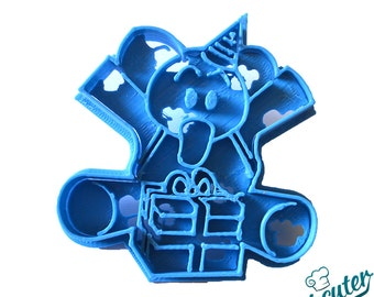Eli birthday (Pocoyo) Cookie Cutter